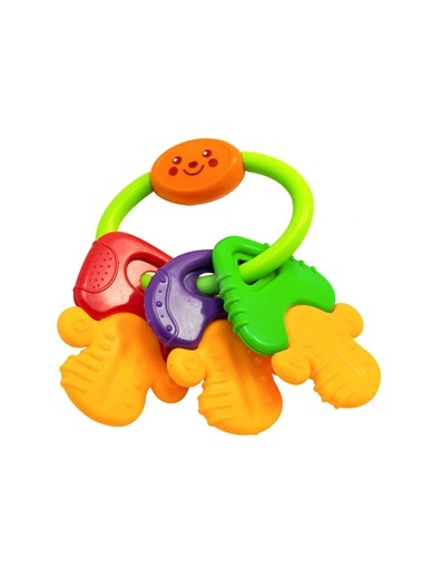 Prego Toys 0010 Emzik Çıngırak-Prego